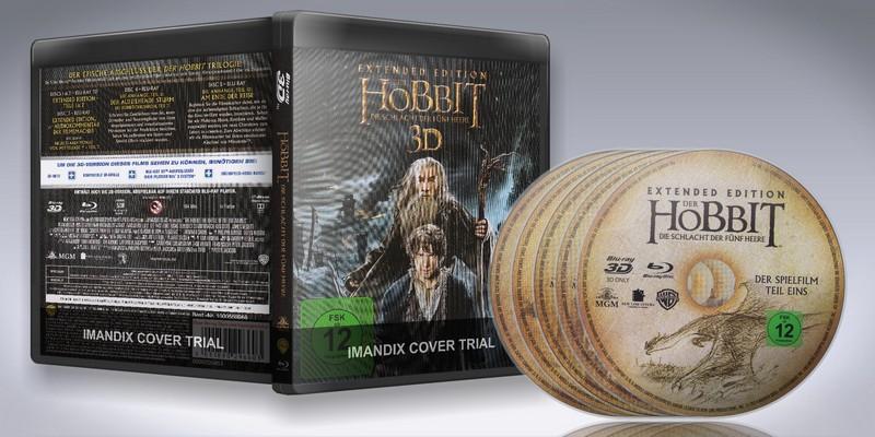 Der Hobbit Die Schlacht Der Fünf Heere Extended Edition 2d 3d