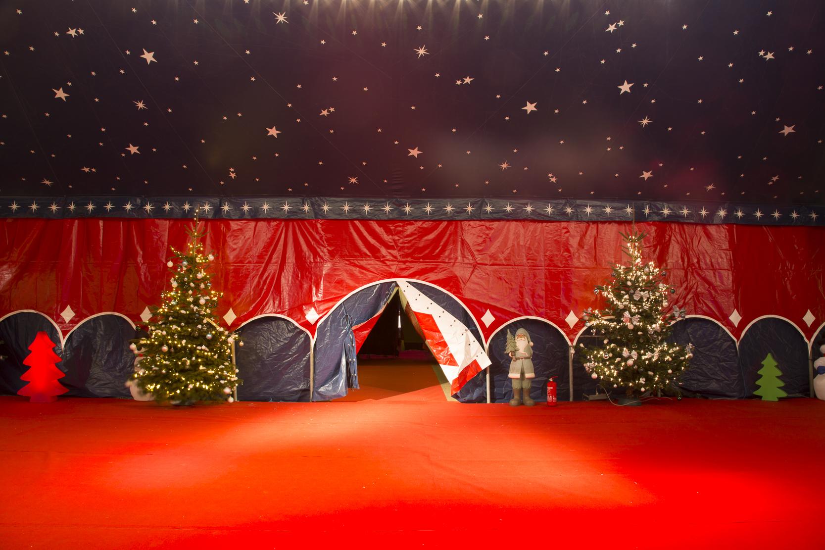 Moskauer Weihnachtscircus Augsburg