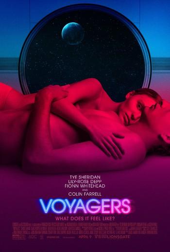 Voyagers 2021 BluRay 1080p TrueHD 5 1 x265 10bit-BeiTai