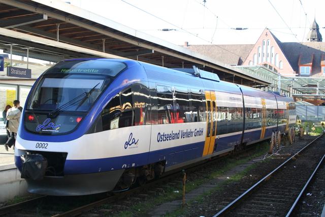 VT 0002 Stralsund