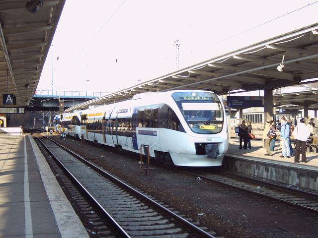VT 007 Einfahrt Berlin-Lichtenberg