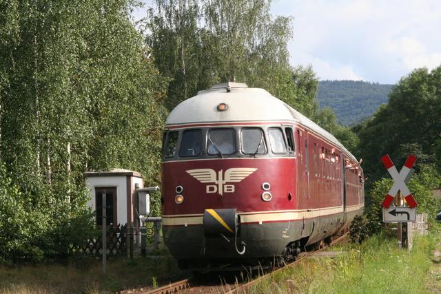 VT 08 503 Bei Bad Harzburg