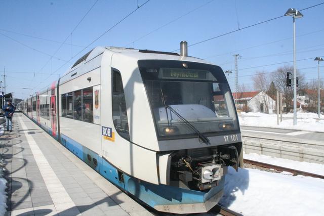 VT 101 München Holzkichen