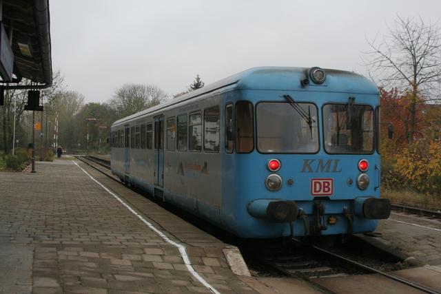 VT 408 Klostermansfeld