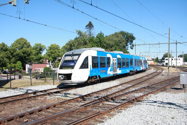 VT 45 958450200455 NL-SYN Einfahrt Hengelo