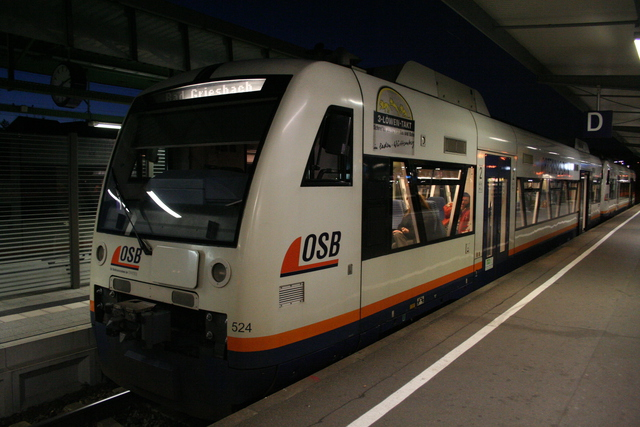 VT 524 Biberach Offenburg