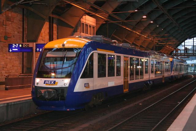 VT 803 Berlin Ostbahnhof