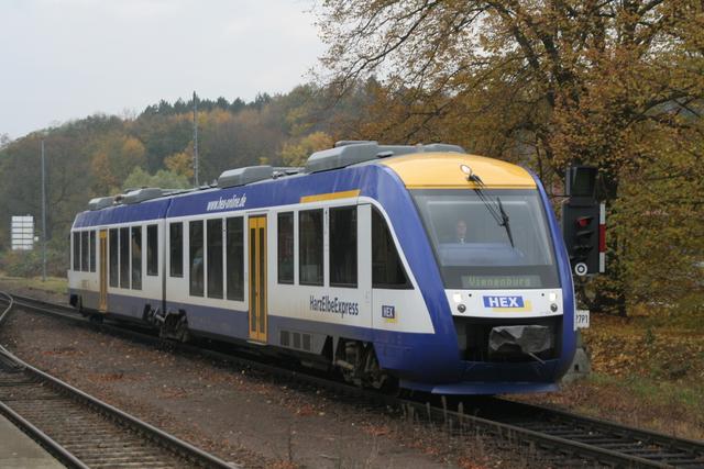 VT 803 Einfahrt Sandersleben(Anh)
