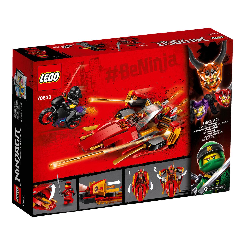Samukai Lego Figur