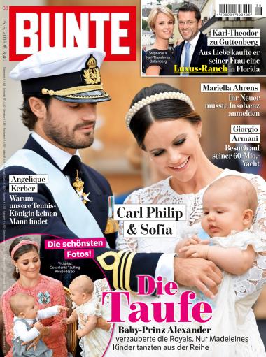 Bunte Magazin No 38 vom 15. September 2016