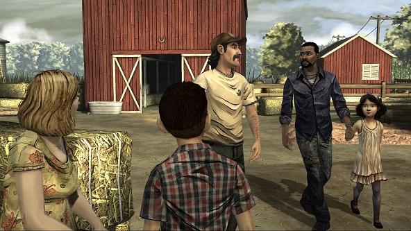 The Walking Dead : Episode 1 Full Türkçe Yükle