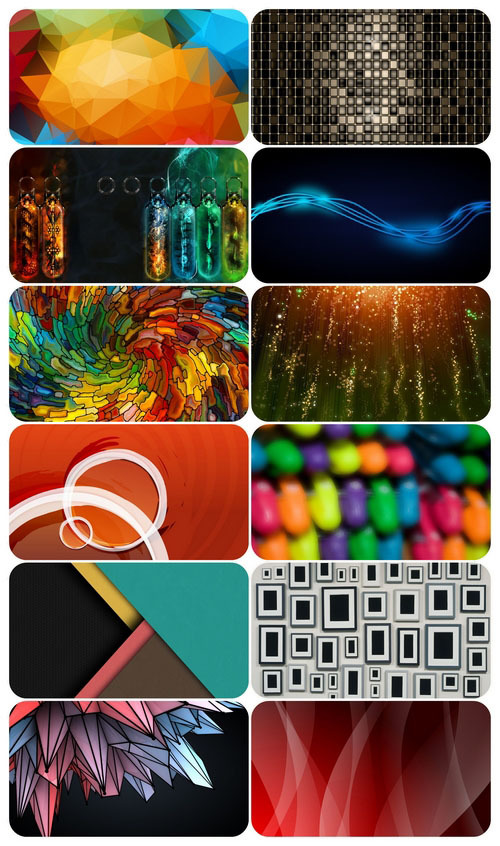 Wallpaper pack - Abstraction 33