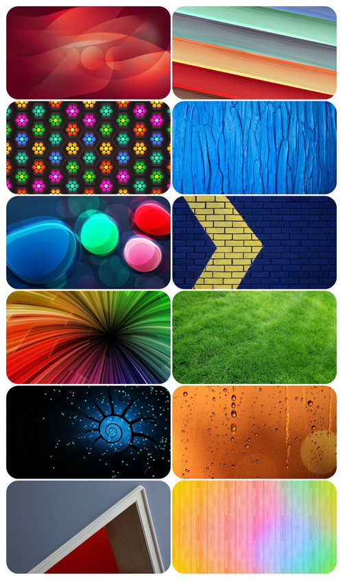 Wallpaper pack - Abstraction 37