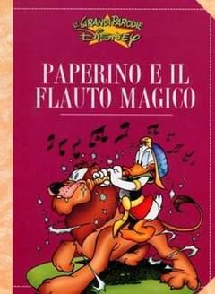 Le Grandi Parodie Disney - Volume 58 - Paperino e il flauto magico (1997)