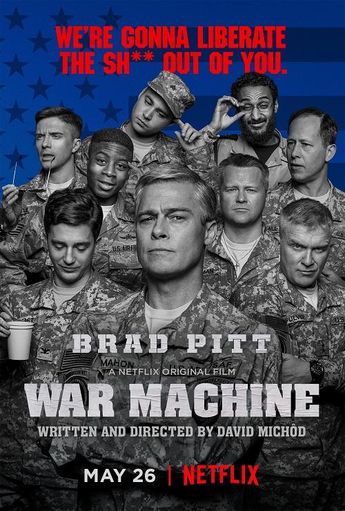 Savaş Makinesi Film indir