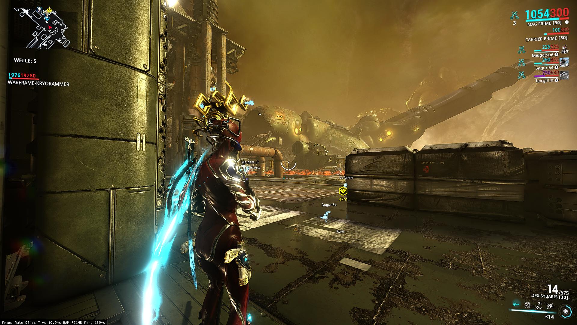 Warframe with Reshade 3 0 - just playing around - General