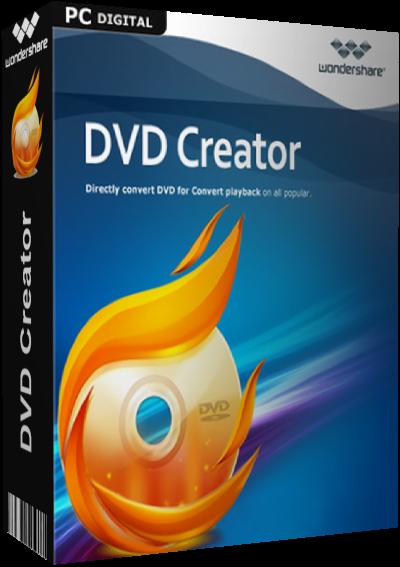 Wondershare DVD Creator v6.3.0.170 + Portable