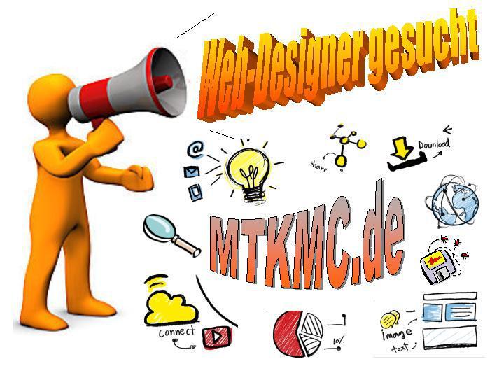 WEB-Designer für unsere Webseite gesucht!