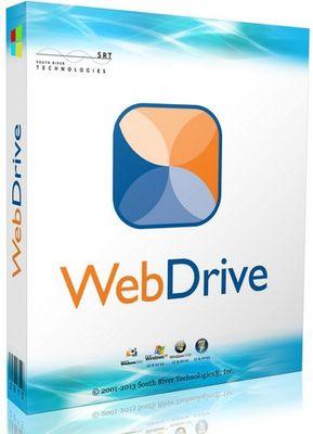 WebDrive Enterprise 2019 Build 5323