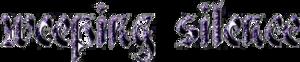 Weeping Silence logo