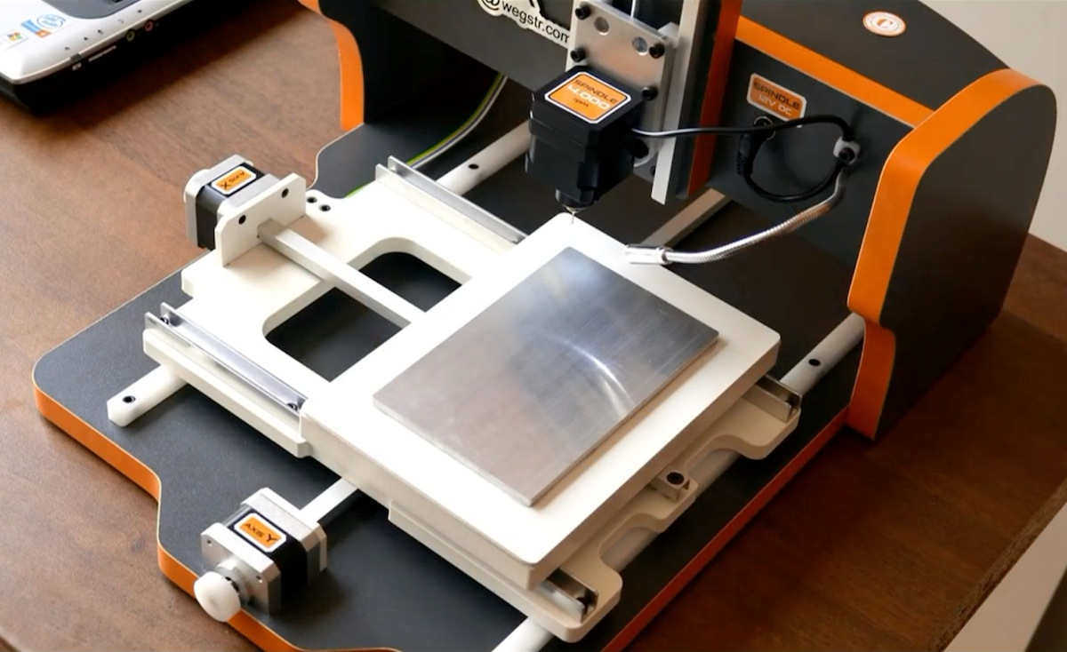 CNC Machine Most Satisfyingly Mills Double-Sided PCBs | Hackaday