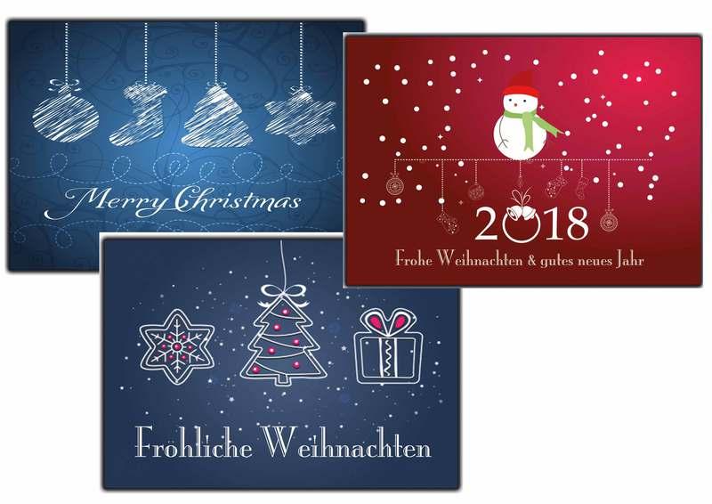 Bilder Weihnachtskarten.Details Zu Weihnachtskarten Set 10 30 50 100 500 Stück Weihnachtskarte Karten Weihnachten