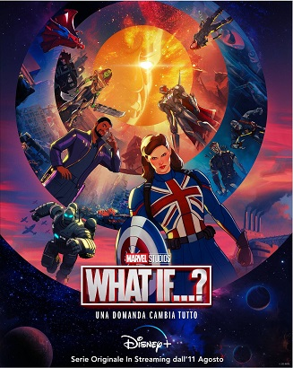 What If...? - Stagione 1 (2021) (Completa) WEBMux 720P ITA ENG DDP5.1 x264 mkv