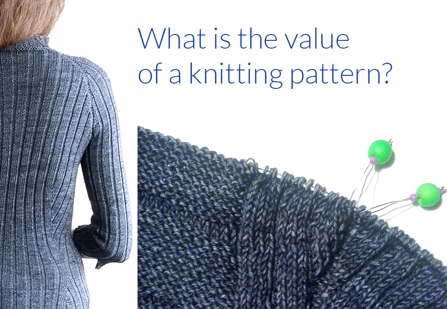Knitting Pattern Calculator : Assel Knits - What is the value of a knitting pattern?