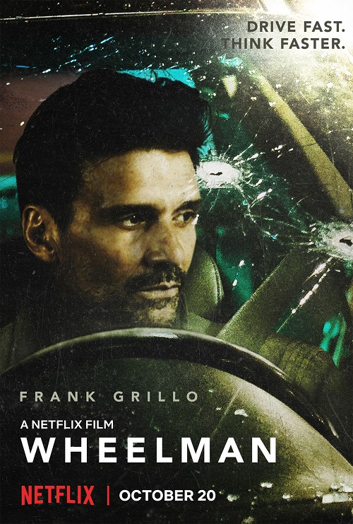 Direksiyondaki Adam – Wheelman (2017) Film İndir