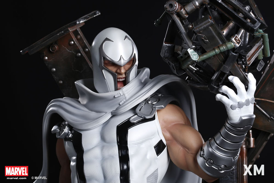 Premium Collectibles : Magneto White Version - Page 2 Whitemag013nidx