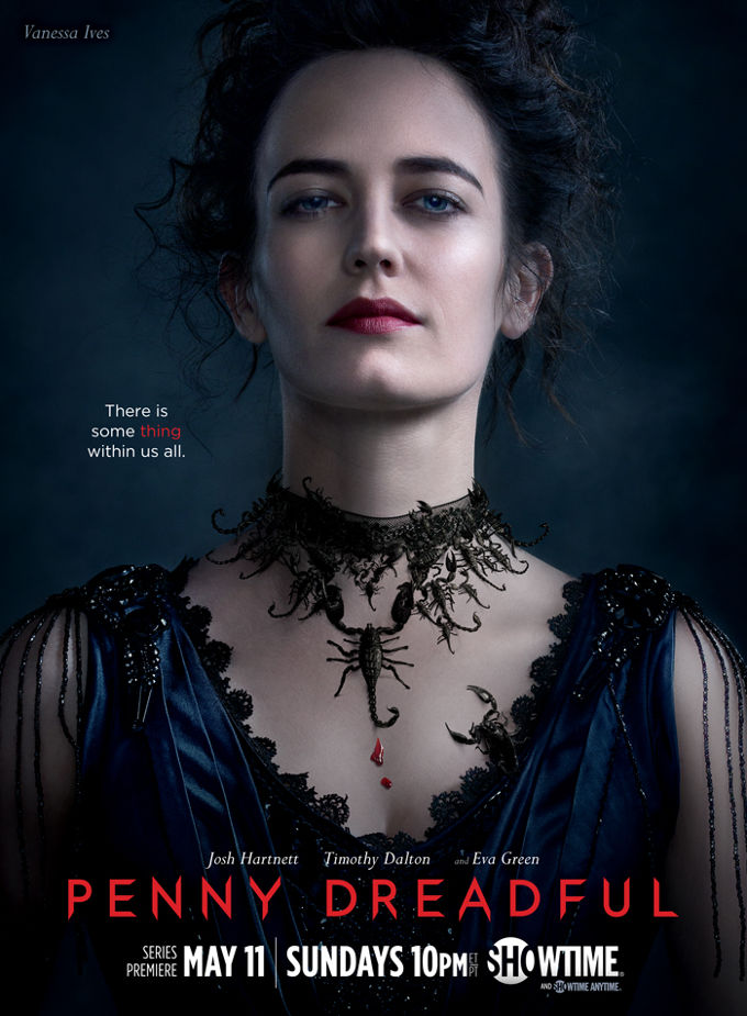 Penny Dreadful 1.Sezon indir