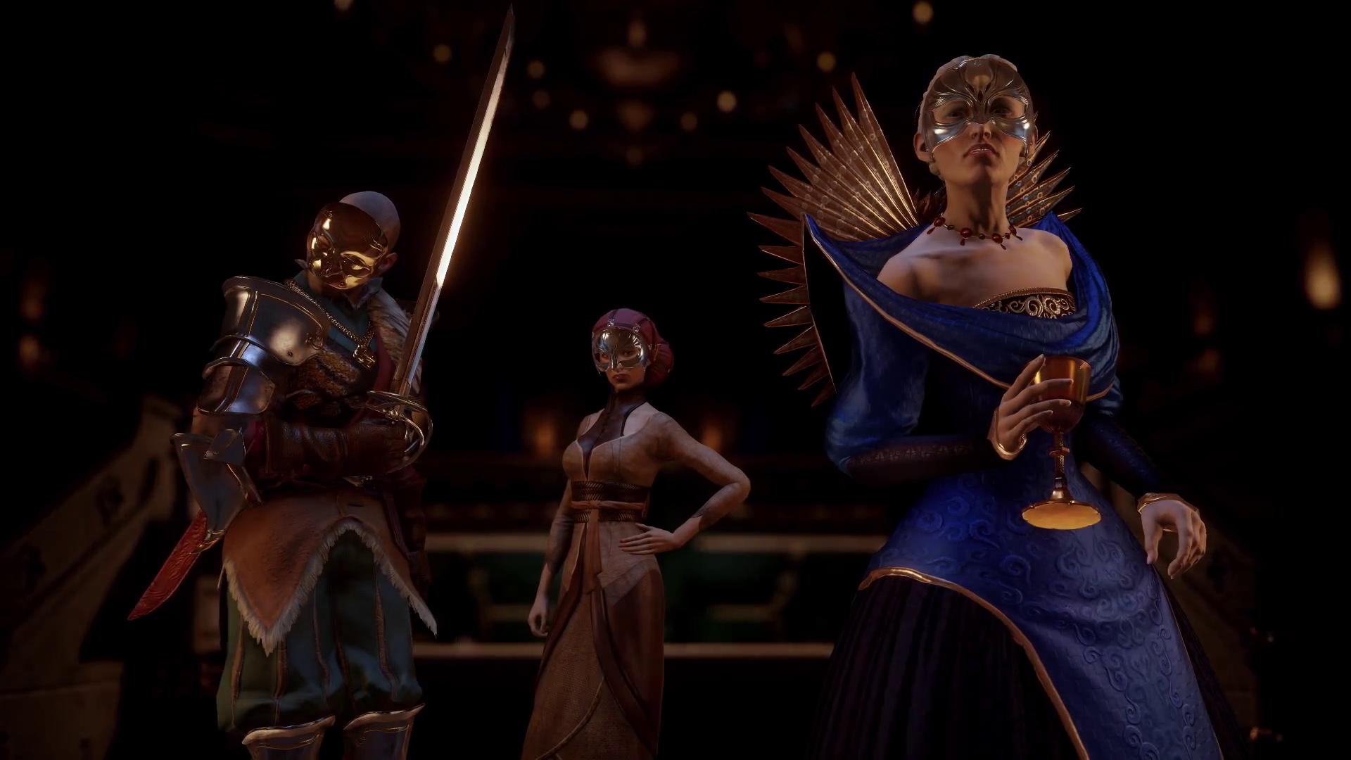 new Dragon Age BioWare
