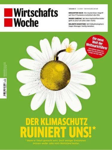 Wirtschaftswoche Magazin No 24 vom 11  Juni 2021