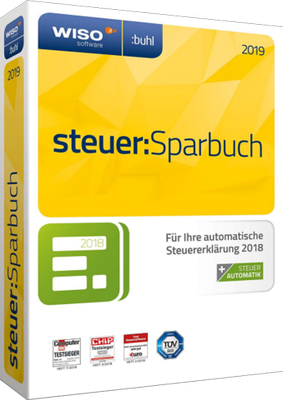 Wiso Steuer Sparbuch 2019 v26.08 Build 1928