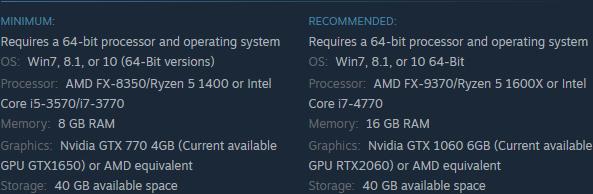 Wolfenstein: Youngblood PC performance thread | ResetEra