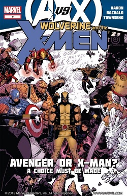 wolverineandthexmen09cover