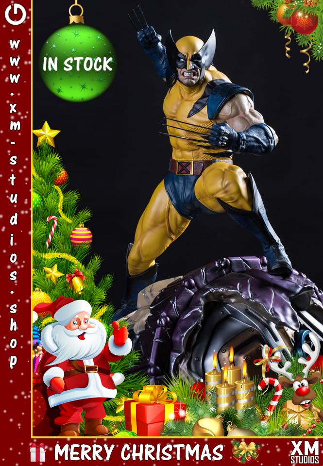 XM Studios: GHeroes Europe Christmas Special 2019 Wolverinehbkv9