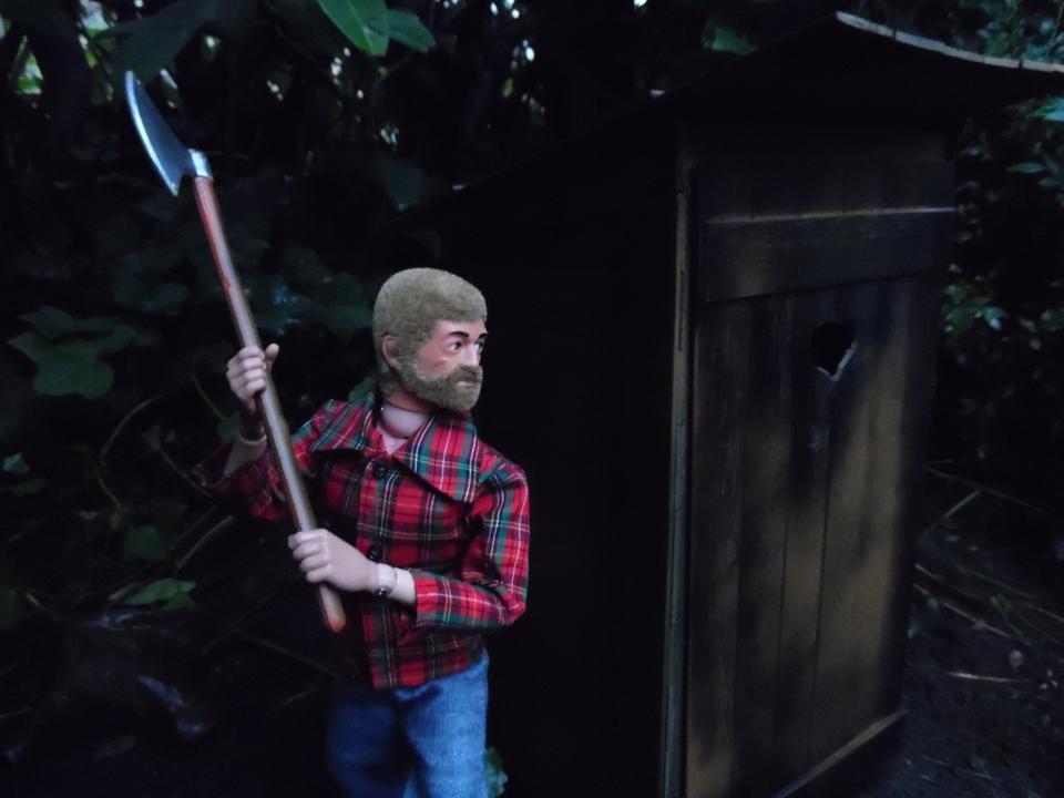 Action Man Woodsmanp5q0t