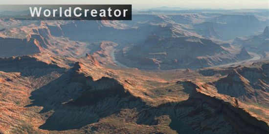 download World Creator v2.1.0 for Unity
