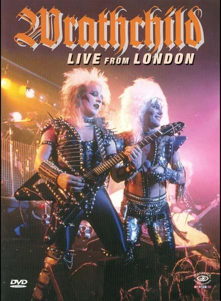 Wrathchild - Live From London 1984 (2005)