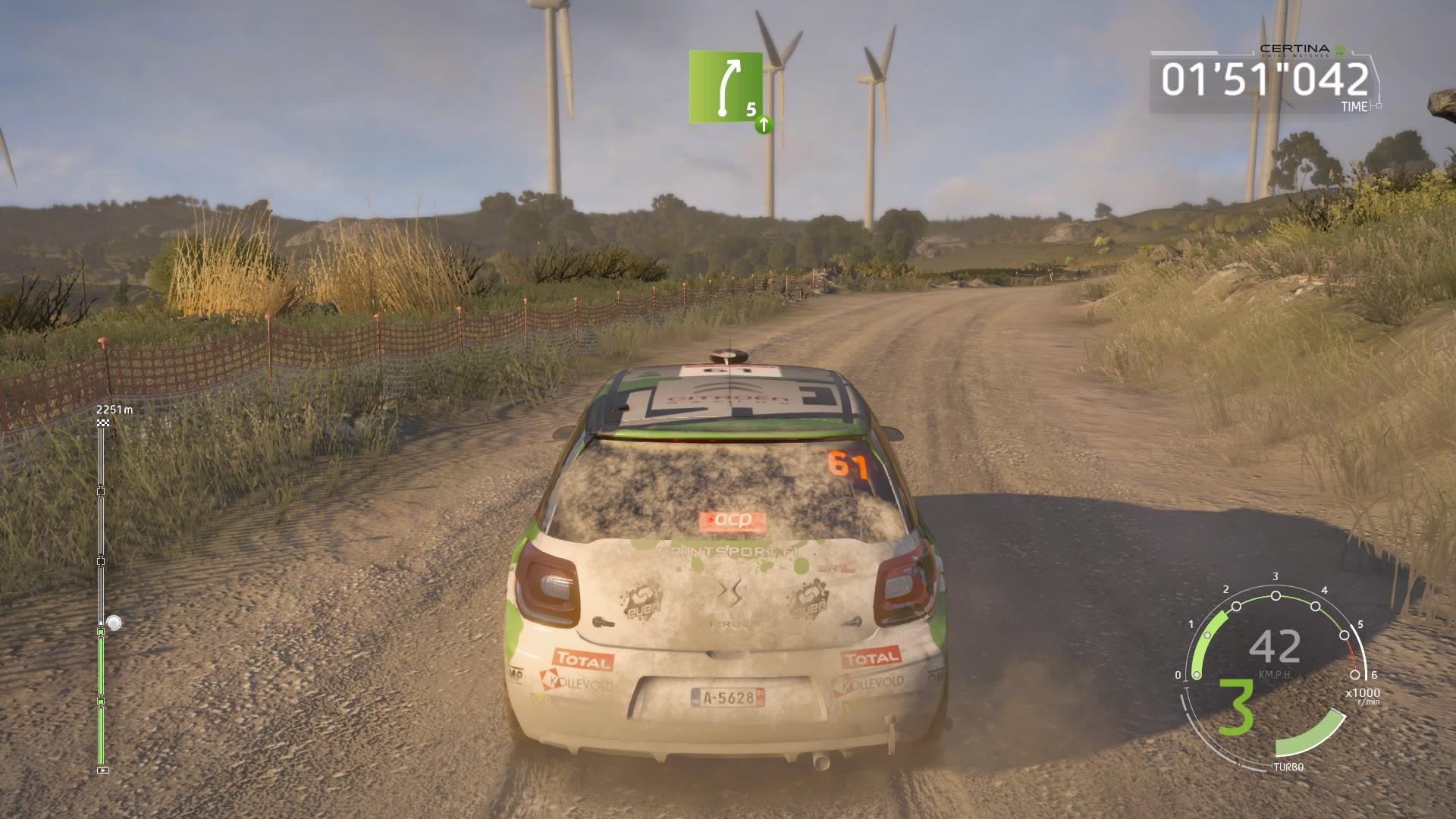 Test Wrc 6 Tests Sony Ps4 Fia World Rally Championship Wrc6fiaworldrallychamaduja