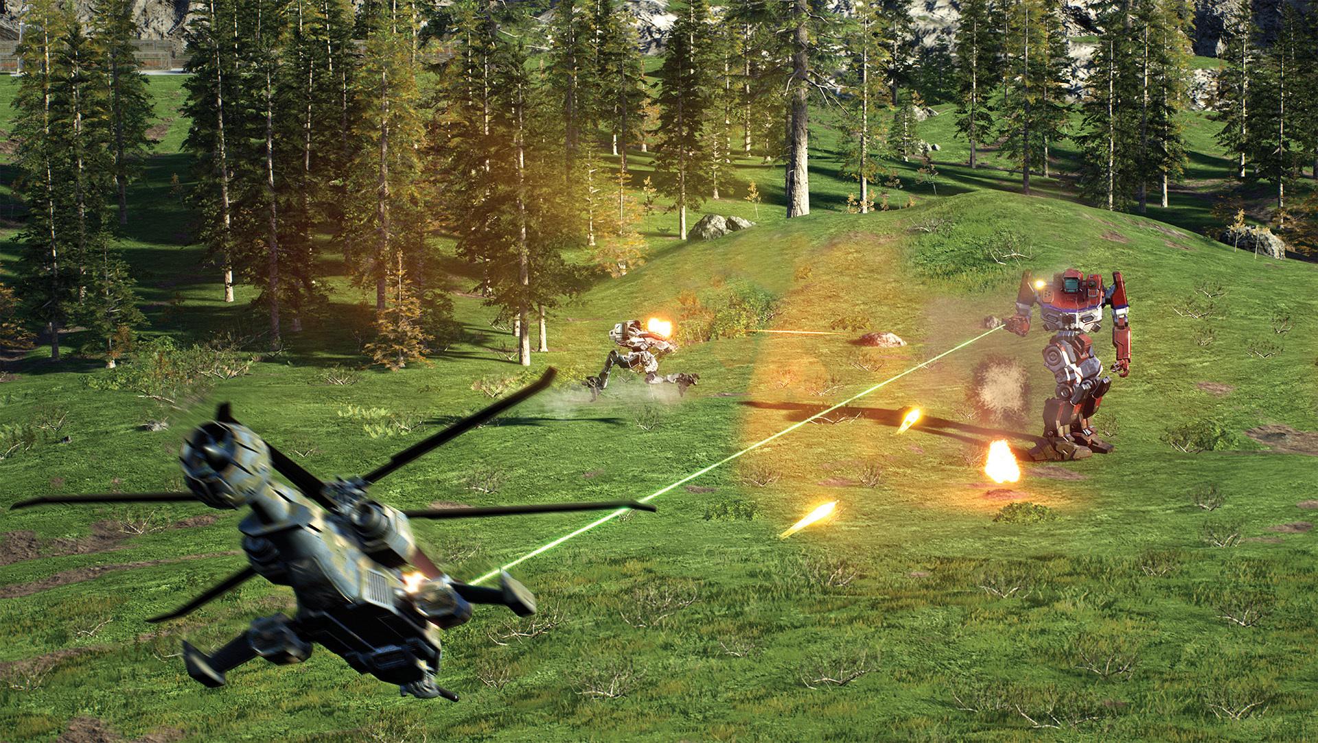 PC Gamer: MechWarrior 5: Mercenaries hands-on & screens | NeoGAF