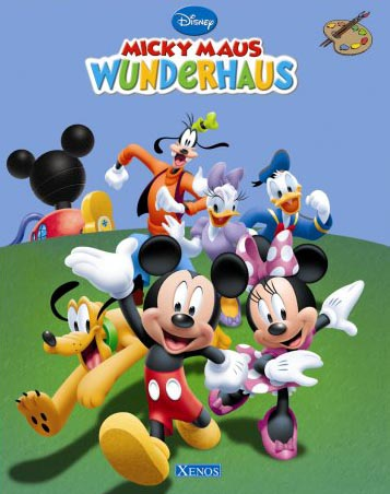 Mickey Mouse Wunderhaus Lied