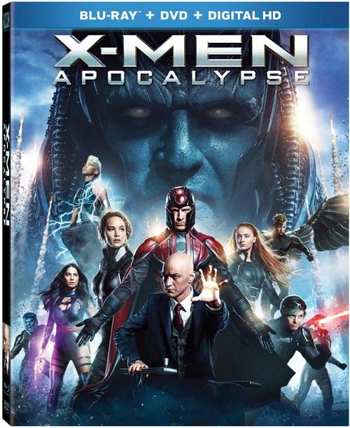 X-Men Kıyamet Film İndir