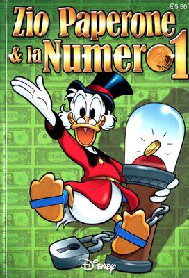 Tutto Disney N 47 - Zio Paperone e la Numero 1 (2009-04)