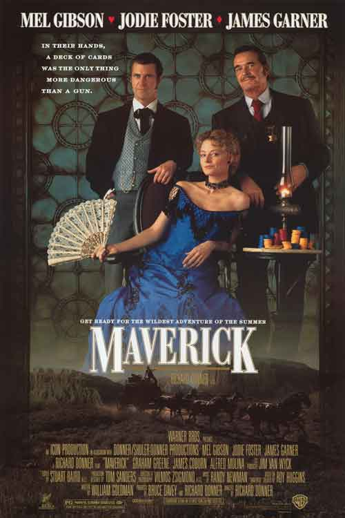 Maverick (1994) Film İndir