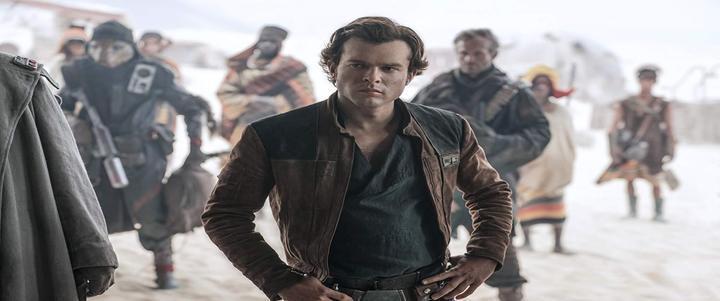 Han Solo: Bir Star Wars Hikayesi Ekran Görüntüsü 1