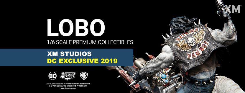Premium Collectibles : Lobo 1/6**   Xmex2019mnkkr