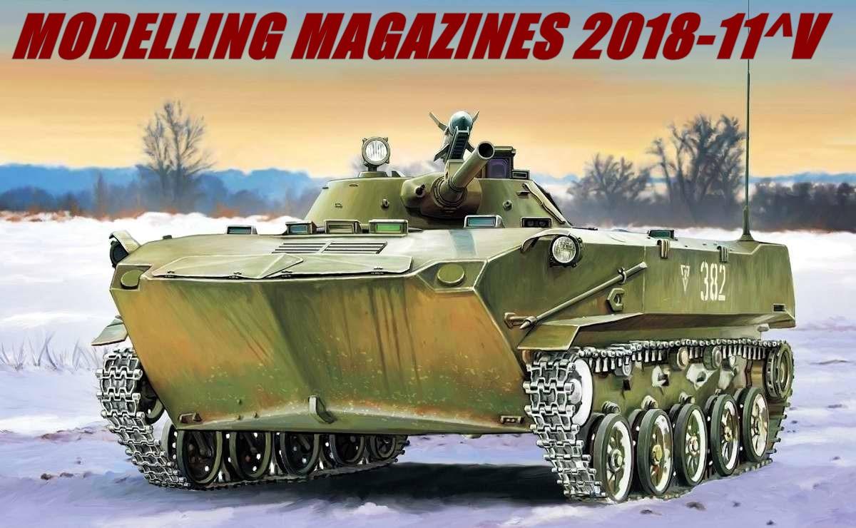 Modelling Magazines 2018-11