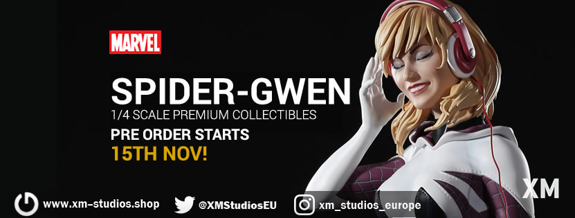 Premium Collectibles : Spider-Gwen Xmsg9zu20